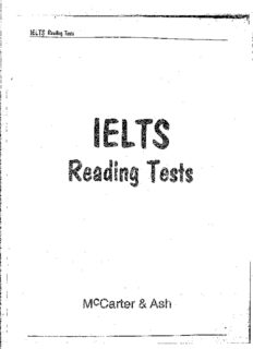 IELTS reading tests and Academic writing practice for IELTS