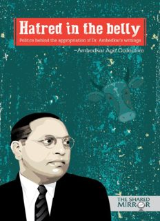 Hatred in the Belly: Politics behind the Appropriation of Dr Ambedkar's Writings