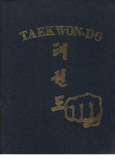Taekwon-do  The Art of Self-Defence