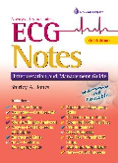 ECG Notes: Interpretation and Management Guide, 2nd Edition (Davis's Notes)