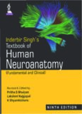 Inderbir Singh's Textbook of Human Neuroanatomy (Fundamental and Clinical) (9th Ed.) – Jaypee