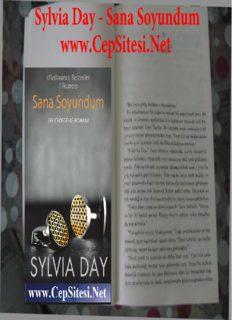 Sylvia Day - Sana Soyundum www.CepSitesi.Net