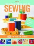 Singer Complete Photo Guide to Sewing - Revised + Expanded Edition  1200 Full-Color How-To Photos