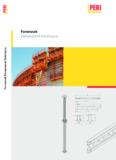 Formwork Component Catalogue - Peri