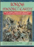 Lords of Middle-Earth, Vol. 3: Hobbits, Dwarves, Ents, Orcs, & Trolls (MERP Middle Earth Role