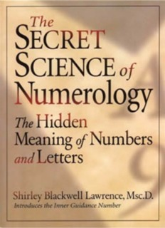 The Secret Science of Numerology (Shirley Blackwell Lawrence)