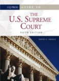 Guide to the US Supreme Court, 2-Volume Set, 5th ed (Congressional Quarterly's Guide to the Us Supreme Court)