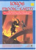 Lords of Middle-Earth, Vol 1 - The Immortals: Elves, Maiar, and Valar (Middle Earth Role Playing