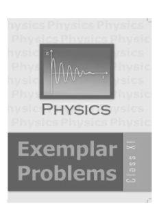 NCERT Class 11 Physics Exemplar Problems
