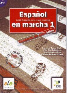 Español en Marcha A1 Cuaderno de ejercicios