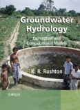 Groundwater Hydrology Conceptual and Computational Models