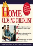 Home Closing Checklist, Everything You Need to Know to Save Money, Time, and Your Sanity When You