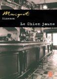 Le chien Jaune, de Georges Simenon