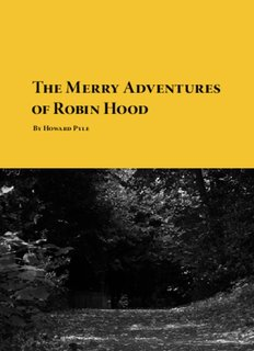 The Merry Adventures of Robin Hood - Free eBooks at Planet eBook