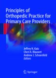 Principles of Orthopedic Practice for Primary Care Providers