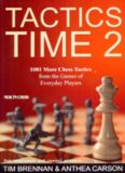 Tactics time. 2 : 1001 chess tactics from the games of everyday chess players