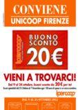 UNICOOP FIRENZE 20€ BUONO SCONTO 20€ BUONO SCONTO UNICOOP FIRENZEUNICOOP ...