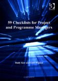 59 Checklists for Project And Programme Managers: Fifty-nine Checklists for Project And Programme