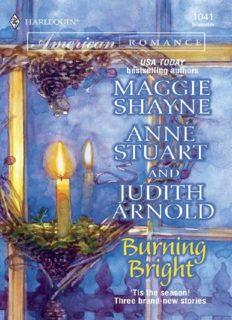 Maggie Shayne, Anne Stuart, Judith Arnold