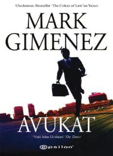 Avukat - Mark Gimenez