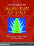 intoduction to quantum optics.pdf - Fulvio Frisone