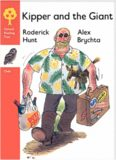 Oxford Reading Tree: Stage 6: Owls Storybooks: Kipper and the Giant (Book)