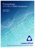 2012 - The LONI Institute - Louisiana Optical Network Initiative