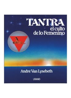 Tantra, el culto de lo femenino
