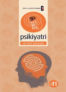 50 Soruda Psikiyatri - Ali Nihat Babaoğlu