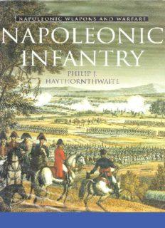 Napoleonic Infantry: Napoleonic Weapons and Warfare