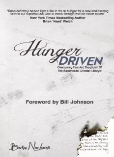 Hunger Driven: Forward By Bill Johnson