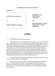 McDuffy Case Reports