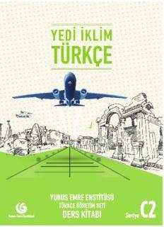 Yedi İklim Türkçe C2 Ders Kitabı