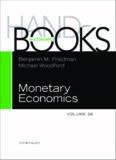 Handbook of Monetary Economics, Volume 3A
