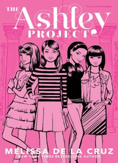 The Ashley Project (The Ashleys: There's a New Name in School)