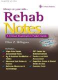 Rehab Notes (Davis Notes)