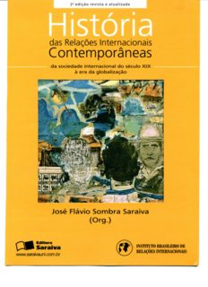 História das Relações Internacionais Contemporâneas: da sociedade do século XIX à era da globalização
