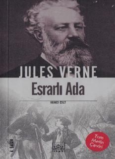 Esrarlı Ada 2. Cilt - Jules Verne