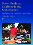 Forest products, livelihoods and conservation: case studies - CIFOR