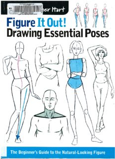 Figure It Out! Drawing Essential Poses: The Beginner's Guide to the Natural-Looking Figure