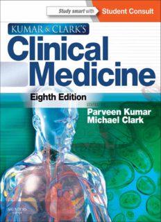 Kumar & Clark's clinical medicine