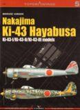 Nakajima Ki-43 Hayabusa: Ki-43-I/Ki-43-I I/Ki-43-III Models