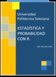 estadística y probabilidad con r.