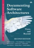 Documenting Software Architectures: Views and Beyond (2nd Edition)