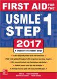 usmle step 1 2017 first aid