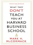 What They Don't Teach You at Harvard School