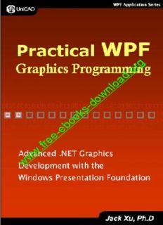 Practical WPF Graphics Programming