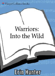 Warriors #1: Into the Wild (Warriors)