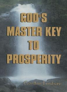 God's Master Key to Prosperity - HopeFaithPrayer
