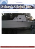 1. 1979 livesay fishing vessel and trailer $4000